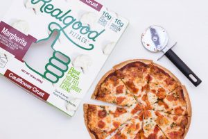 Real Good Pizza Cauliflower Crust - Margherita