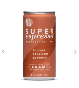 Super Espresso - Caramel - Eric Schleien - KetoLion