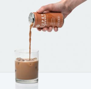 Super Espresso Supporting Graphic
