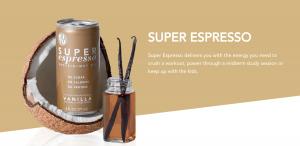 Super Espresso - Vanilla   Eric Schleien   KetoLion