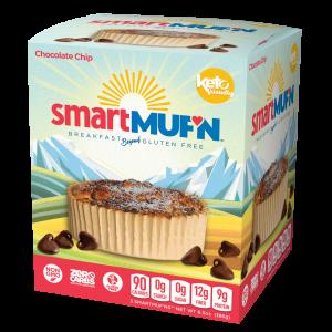 Smart Muffin - Chocolate Chip - Eric Schleien