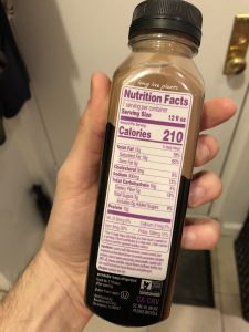 koia keto nutrition facts