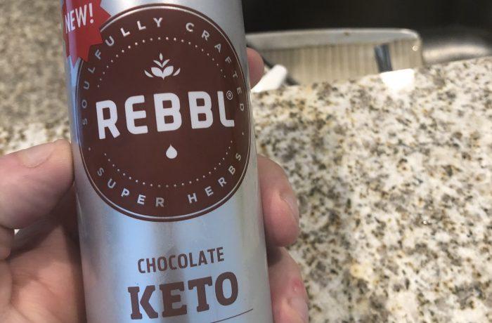 REBBL Chocolate Keto | Eric Schleien