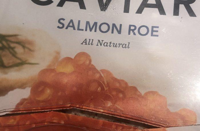salmon roe | eric schleien